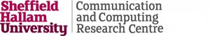 SHU communications and computing research logo