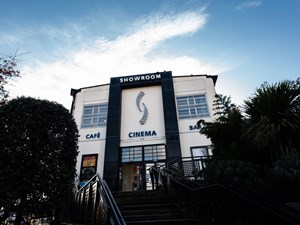 Showroom Cinema external