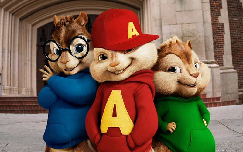 alvin and the chipmunks wallpapers. Alvin amp; the Chipmunks: The