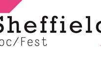Sheffield Doc/Fest logo 2014