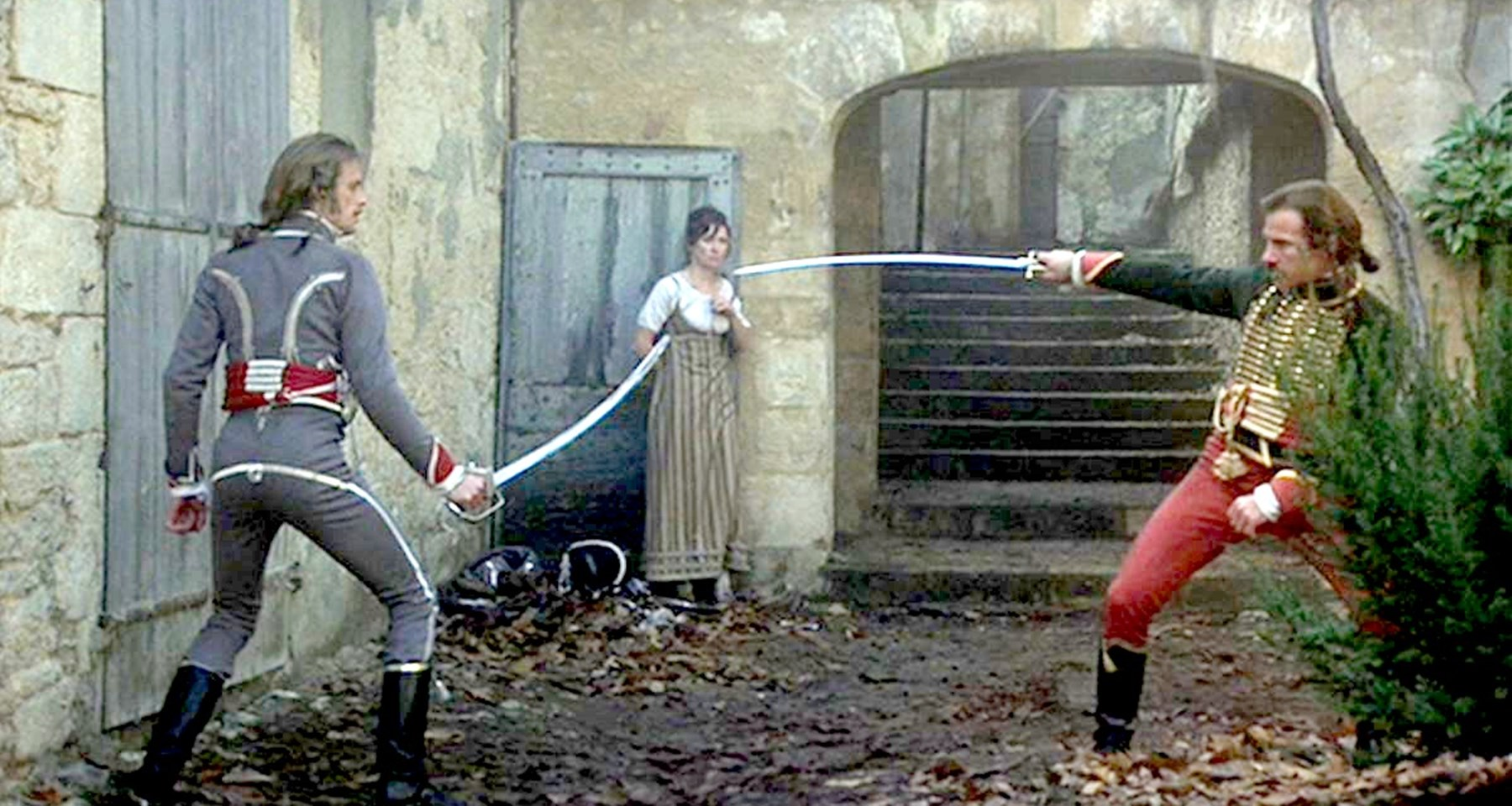 Image result for the duellists first duel images