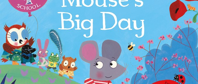 Mouses Big Day Lydia Monks