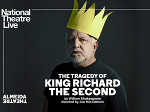 tragedy of king Richard second
