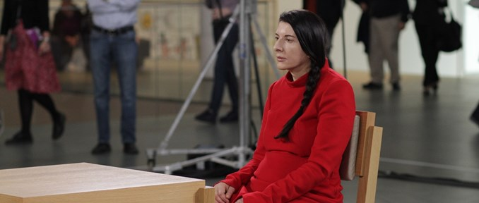Marina Abramovic: The Artist Is Present