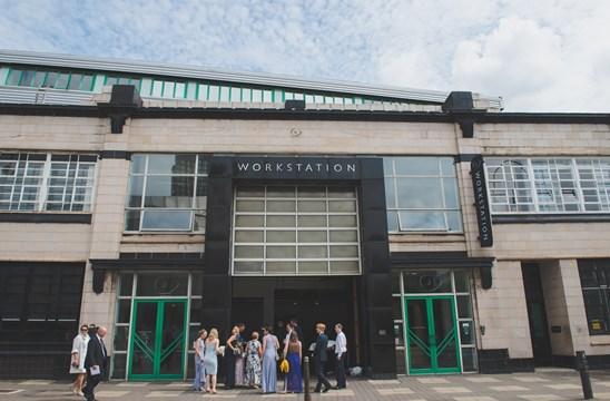 Showroom Workstation - Sheffield